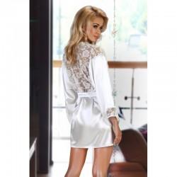 Prilance Peignoir - Blanc