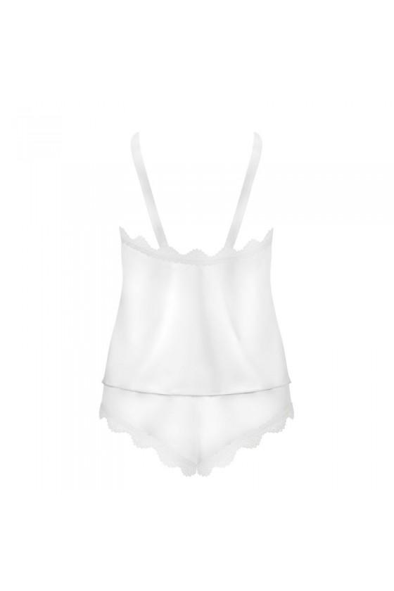 Prima Neve Top et Shorty - Blanc
