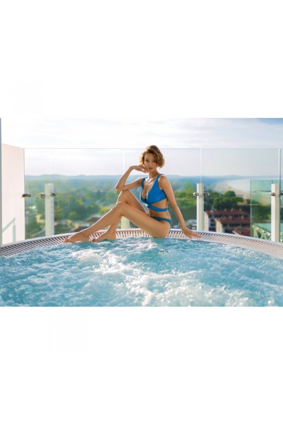 Maillot de bain 2 pcs Cobaltica  - Bleu