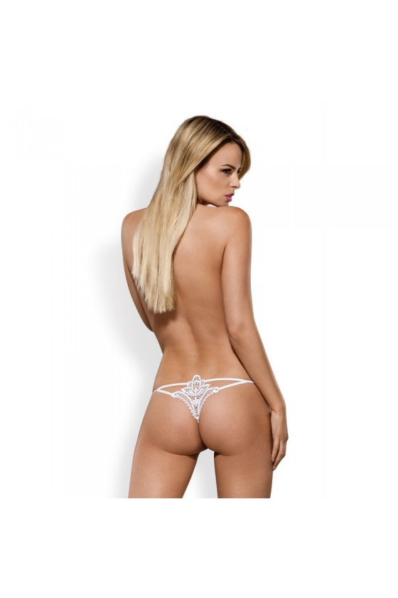 Luiza String - Blanc