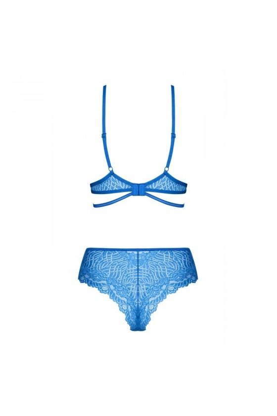 Bluellia Ensemble 2 pcs - Bleu