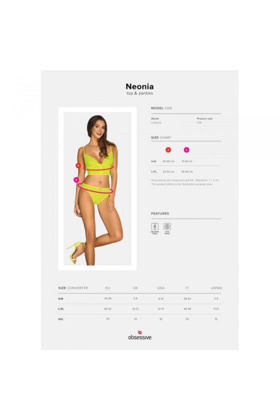 Neonia Top et Culotte - Jaune